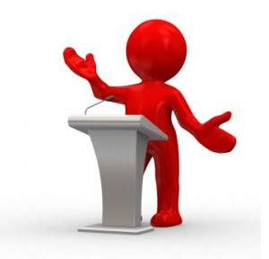 Public Speaking, Fear, Presentations